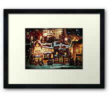 Happy Holidays! Framed Print