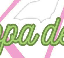 Kappa Delta KD ΚΔ Sticker