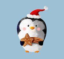 Cute Christmas Penguin Unisex T-Shirt