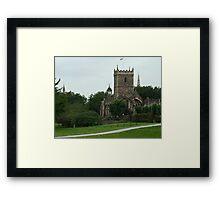 Castle Park, Bristol Framed Print
