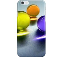 Three bouncing baubles  iPhone Case/Skin