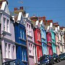 A Brighton Street by DJ-Stotty
