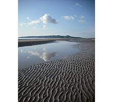 Portmarnock Beach ,co,dublin Photographic Print