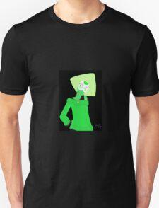 Casual Peridot Unisex T-Shirt