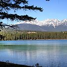 Lac Beauvert, In Spring, Jasper by AnnDixon