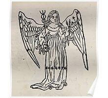 Hic Codex Auienii Continent Epigrama Astronomy Rufius Festivus Avenius 1488 Astronomy Illustrations 0139 Constellations Poster