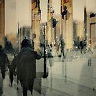 Pariser Platz by Stephanie Jung