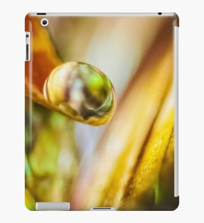 In Pursuit of Pearls iPad Case/Skin