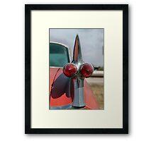 1959 Cadillac Fins Framed Print