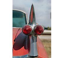 1959 Cadillac Fins Photographic Print
