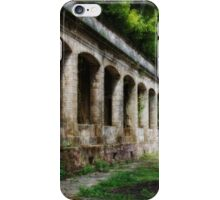 Ruins of Paricatuba Village | Front Side #1 iPhone Case/Skin