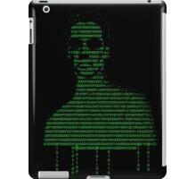 Neo Matrix iPad Case/Skin