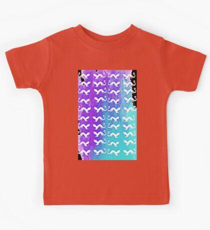 Falkor pattern  Kids Tee