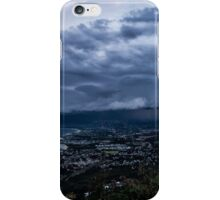 Wollongong's Wall of Cloud iPhone Case/Skin