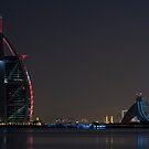 Burj el Arab - Dubai by Joseph Najm