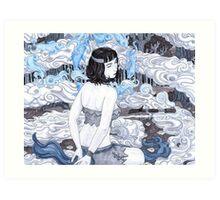 Shaman IV Art Print