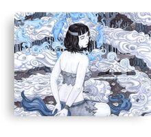 Shaman IV Canvas Print