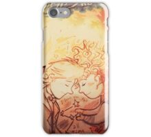 I Love You for All Time [A Postcard iPhone Case/Skin