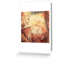 I Love You for All Time [A Postcard Greeting Card