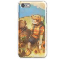 So Are The Eyes - [Mother 3] iPhone Case/Skin