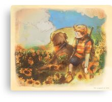 So Are The Eyes - [Mother 3] Canvas Print