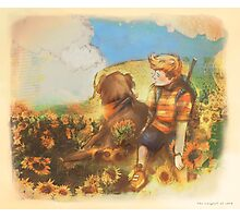 So Are The Eyes - [Mother 3] Photographic Print