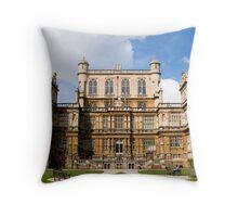 Wollaton Hall:  Nottinghamshire Throw Pillow