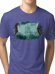 Harry Potter Vs Lord Voldemort Tri-blend T-Shirt
