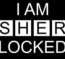 I Am Sherlocked v2.0 by obsidiandream