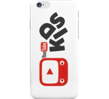 YouTube Kids  iPhone Case/Skin