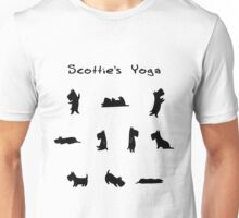 Scottie's Yoga Unisex T-Shirt