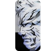 Solid's Point of View iPhone Case/Skin