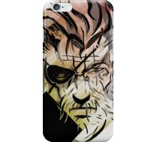 Big Boss Point of View iPhone Case/Skin