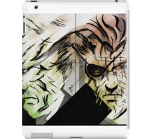 Big Boss Point of View iPad Case/Skin