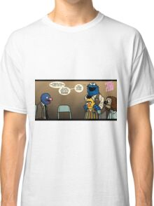 Remaining Muppets Together Classic T-Shirt