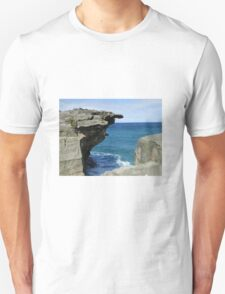 The sea and rocks T-Shirt