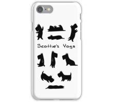Scottie's Yoga iPhone Case/Skin