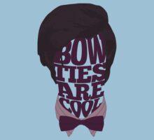 Bow Ties Are Cool Kids Tee