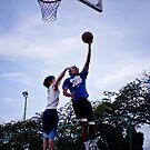 basketball by ianhar