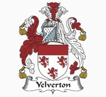 Coat of arms (family crest) for last-name or surname Yelverton . Heraldry banner for your name. by rita24