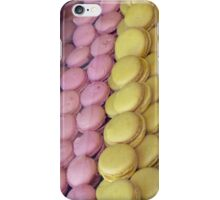Lots of macaroons! iPhone Case/Skin