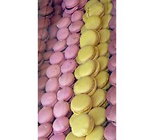 Lots of macaroons! Photographic Print
