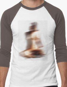 abstract body Men's Baseball ¾ T-Shirt