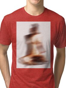 abstract body Tri-blend T-Shirt