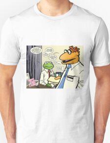 Cornflower blue tie T-Shirt