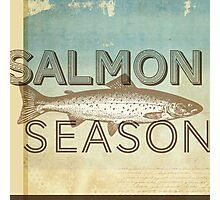 Salmon Season Photographic Print