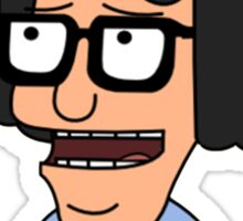 Tina Belcher - BUTTS Sticker