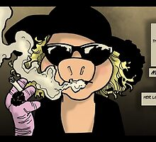 Marla Piggy by kyleiam