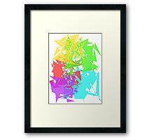 Abstract Art! Framed Print