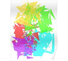Abstract Art! Poster